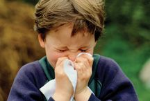 Allergy Season / Allergies are caused by the immune system's overreaction to substances mistaken for being harmful to the body. Common allergens include, pollen, mold, animal dander, dust and food. Allergic reactions can range from mild to severe, and in very severe cases, anaphylaxis can occur.