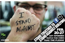 Stand against bullying!