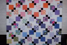 Quilts: Disappearing Nine Patch