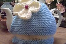 Teapot & Cup Cosies and Other