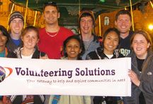 Group Volunteering Abroad / Are you looking Volunteering projects for a group of professionals, students, Volunteering Solutions is one stop solution which arrange a safe volunteering project for group.