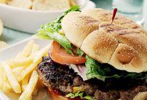 Burger Recipes I Dig / Burger recipes I love from the interwebs!