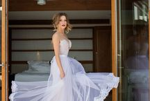 Julie Vino Trunk Show March 20-22, 2015 / The designs of Tel-Aviv designer, Julie Vino, come to Soliloquy Bridal Couture March 20-22, 2015. 10% Off Purchased Gowns / by Soliloquy Bridal Couture
