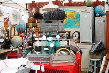 Flea Markets and Finds / Antiques / by Kim Meyer