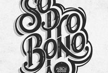 Typography & Lettering / by Dushezz Dashkevich
