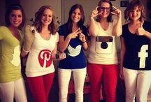 best friends group halloween costumes