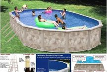 Above Ground Pools!!