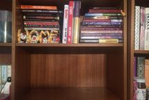#EmptyShelfChallenge / 2014 Challenge to fill a bookshelf with books I haven't already read!