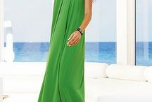 Maxi/Summer Dresses / by STACIE KELLEY ANDREWS