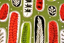 Textiles scandinaves / Scandinavian textiles