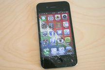 Как заменить разбитый экран iPhone 5