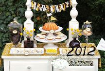 Dessert Tables / My favorite dessert tables. Great arrangements and creative tables. / by The Party Teacher