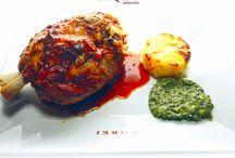 """""""Restaurante Gorki Selección"""" / Carnes, vinos, pescados, baguettes, picoteo, ensaladas y gastronomía. Productos gourmet y delicatessen.Un tapeo de calidad en el centro de Málaga."""