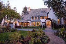 MAA Lake Geneva / Michael Abraham Architecture designed home, Lake Geneva.