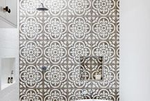 Patterned Tiles / Colour and pattern in abundance!