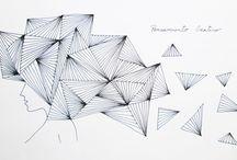 ilustraciones mujeres / Designs by Clau Vidal