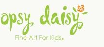 Oopsy Daisy Art!