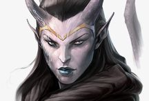 D&D Thiefling/Female