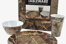 Realtree Camo Kitchen Accessories / by Realtree