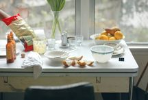 In the Kitchen / Capturing dreamy cooking spaces. / by USA Pears