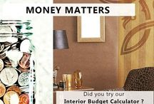 Budget calculator For Interior Designing / Calculating the budget for getting the interior done can be a daunting task. To make this an easy one, MADS Creations takes pride in launching the Interior BudgetCalculator which is the first in its genre. Read on to know more on how this interior budget calculator works. http://budget-calculator-for-interior-designing.madscreations.in/