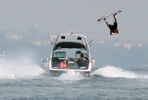 Raley / Wakeboard Boat and Cable Air Raleys as well as Kite Raleys / by Guido H.