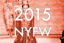 2015 NYFW / We made our list of the best designers from this years New York Fashion Week