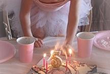Ballerina cakes