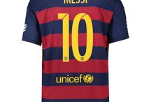 Voetbalshirts Messi