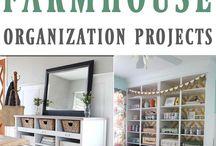 Pantry storage & kitchen ideas