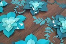Paper Foliage?
