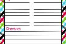 Vorlagen / Vorbilder für Karten, Scrapbook, Verpackungen