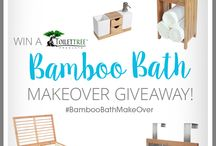 Dream Bathroom #BambooBathMakeOver