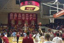 IU Basketball / IU Men's Basketball is something special. Assembly Hall is one of the most amazing venues in the country to watch the Hoosiers do their thing. With five NCAA Championship banners hanging from the rafters, Hoosier fans everywhere anxiously await Banner #6.