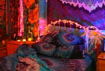 Hippie bedroom ideas
