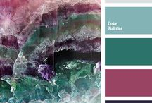 Colors & inspiration!