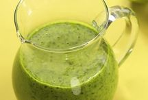 Easy recipes / Salad dressing