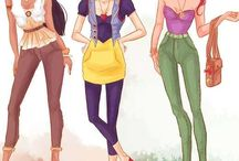 Disney Hipster