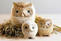 Owls / by Lydia Billman