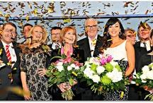 Felix Burda Award 2012 / Am 22.4.2012 wurden zum zehnten Mal die Felix Burda Awards für herausragendes Engagement gegen Darmkrebs verliehen. Die festliche Preisverleihung mit zahlreichen Prominenten und hochkarätigen Laudatoren wurde von BMW Berlin präsentiert und fand im Hotel Adlon Kempinski Berlin statt.