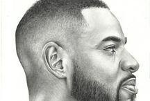 Pencil Drawings / Pencil Drawings by Erbi Art