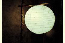 Ma lumière ..... petites ou grandes ... mais tout dans l'originalité ! / Quelques unes de mes réalisations .... décalées, sortant de l'ordinaire ...