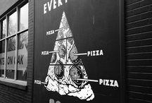 Pizza Place Design