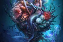 mermaid♡♡