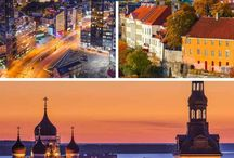 Travel Estonia / #travel #inspiration all over #estonia #citytrips #roadtrips #sightseeing and more