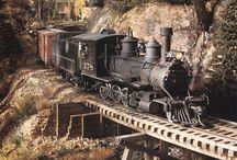 Züge und mehr