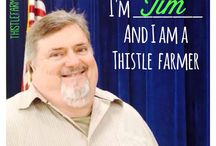 Meet the Farmers! / Thistle Farms, at home and on the road / by Thistle Farms