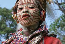 Kenia, tribe Kiguyu