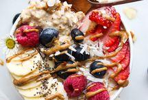 Food {Breakfast Bowls}
