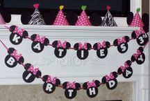 1st Birthday / Mady's first birthday!!  / by Mandy Taylor